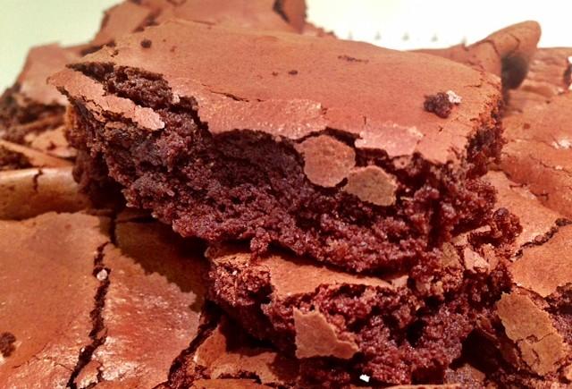 Brownie fit ( sem glúten e sem lactose)