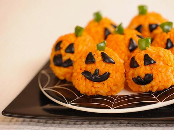 receita halloween